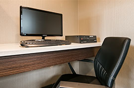 Fully Equipped Business Centre - Burnaby BEST WESTERN PLUS