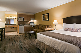 Our BEST WESTERN PLUS Burnaby Accommodations