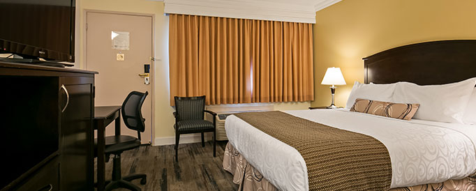BEST WESTERN PLUS Burnaby accommodations