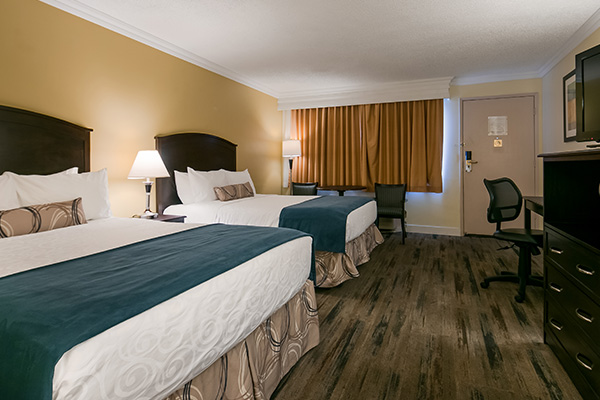 Affordable BEST WESTERN PLUS Burnaby Accommodations
